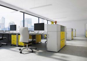 modul space von »Bosse« Büromöbel 5