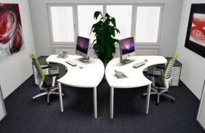 Arbeitsplatz individuell nach Kundenwunsch 9