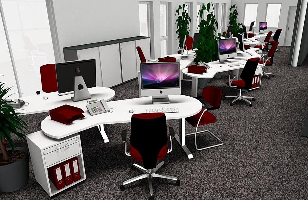 Arbeitsplatz individuell nach Kundenwunsch 11