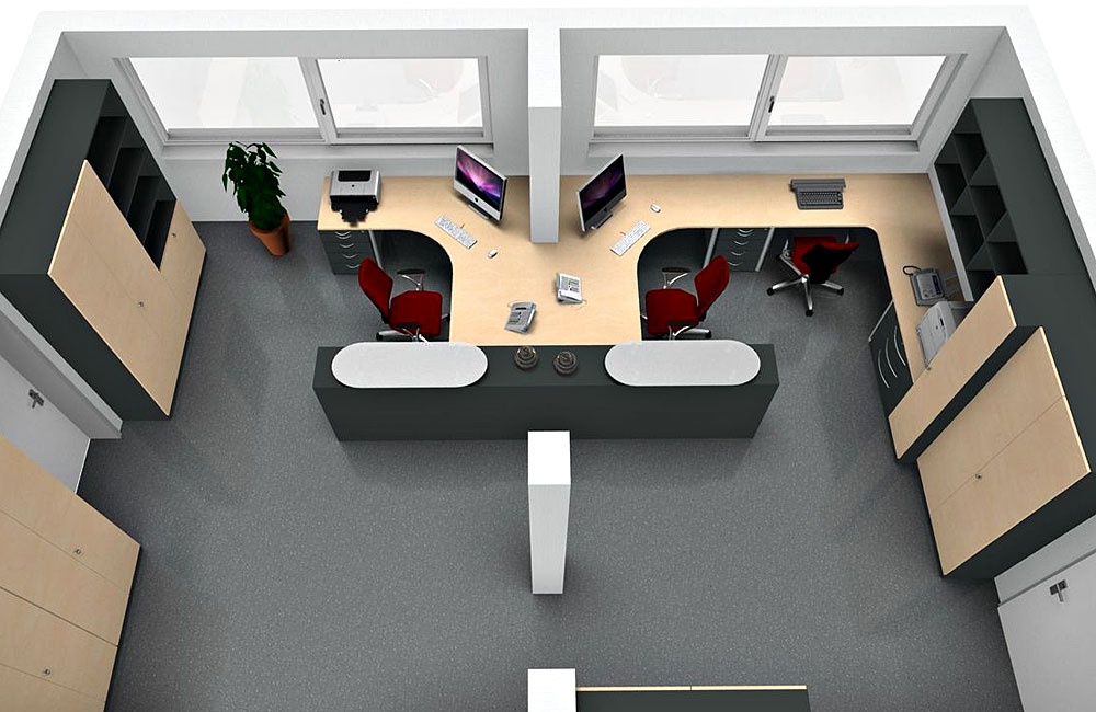 Arbeitsplatz individuell nach Kundenwunsch 13