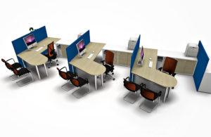 Arbeitsplatz individuell nach Kundenwunsch 30