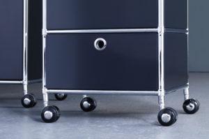 System 4 von Viasit – Rollcontainer